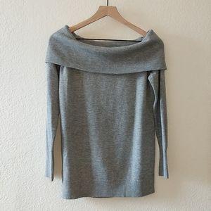 Loft Off-shoulder Sweater